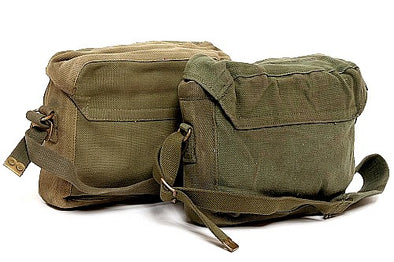 Signals First Aid Haversack Olive WW2