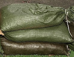 Nylon Sandbag - Green