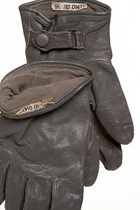 German Leather Luffwaffe Gloves