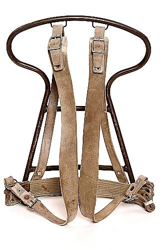 Vinate European Backpack Frame Complete w-Straps