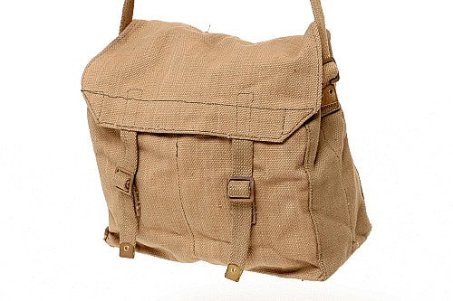 Britsh WW2 Haversack Shoulder Bag- Used