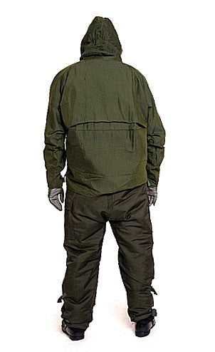 British Scent Lock Chemical Warfare Suit - England