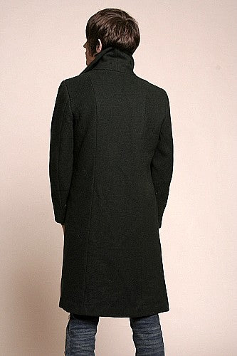 Canadian Army Wool Great Coat