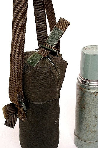 Cylindrical Canadian Forces Liquid Carry Bag