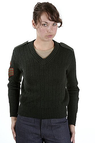 Commando Sweater  BAOR