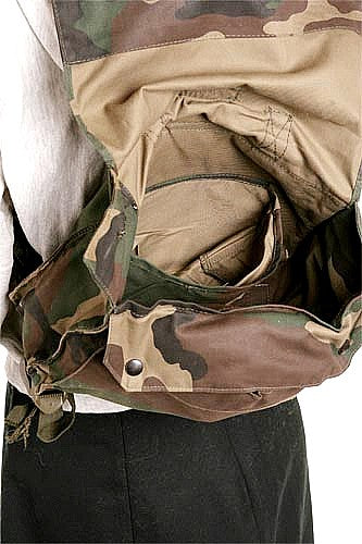 Croatian Army Camoflauge Backpack