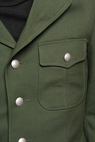 DDR Border Patrol Dress Tunic