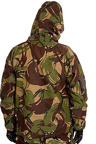 British DPM Chemical Warfare Scent-Lock Smock