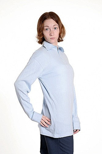 French Air Force Zip Neck Thermal Shirt
