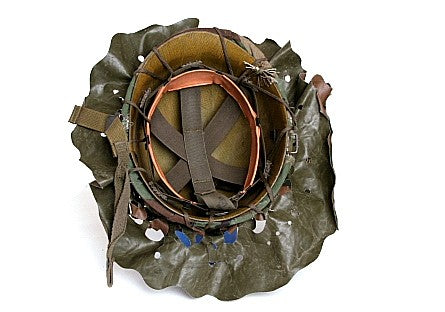 French Army Camoflauge Helmet Cover