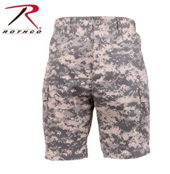 Digital Camo BDU Shorts
