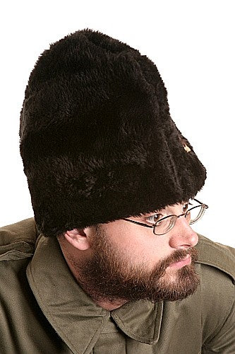Russian Cossack Winter Hat