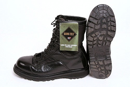 Intermediate Cold Weather Boot Nylon+Leather