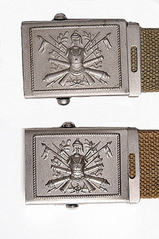 Italian Trench-Art web belt