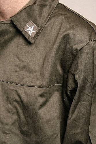 Army Combat Shirt Sateen M-90 - Italy