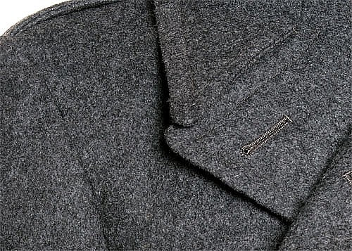 Great Coat - Norway Wool