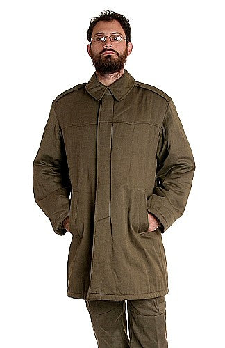 Russian Field Jacket Heavyweight