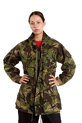Women's  British DPM Jacket Pattern 84