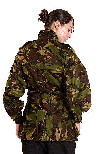 Woman  British Army DPM  Smock  Pattern 94