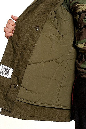 Canadian  Mk-2 Combat Coat with Removable Liner