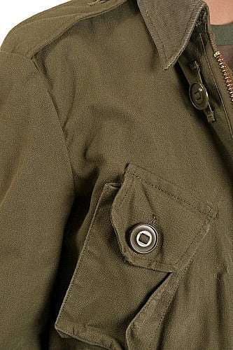 Women's Mk-2 Combat Coat with Removable Liner - Canada