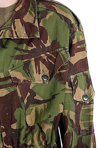 W  Disruptive Pattern Combat Uniform 2-pc