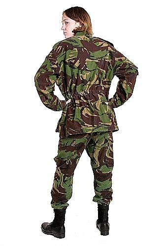 Women's British DPM 2 Piece Combat Uniform