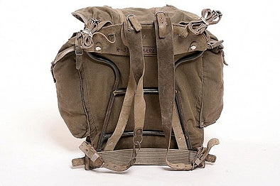 Norwegian Framed canvas Rucksack