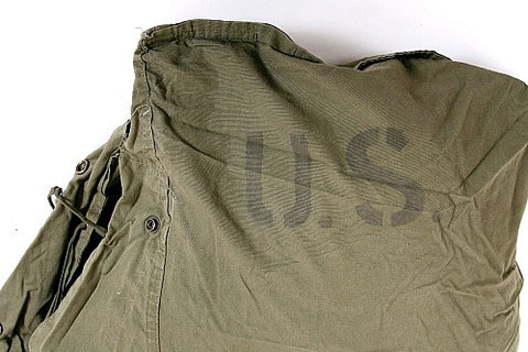 WW2/Korean War Era Sleeping Bag Cover Canvas