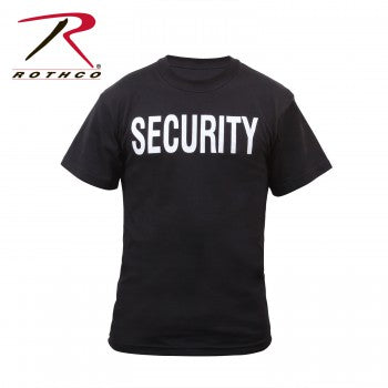 2-Sided Security T-Shirt