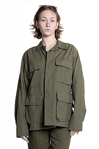 W  Battledress Uniform Shirt Ripstop