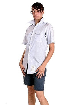 W Airforce SS Dress Shirt