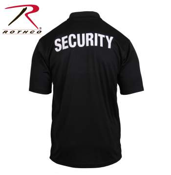 Quick Dry Performance Security T-Shirt