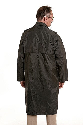 Rainslicker Black - Swedish Army