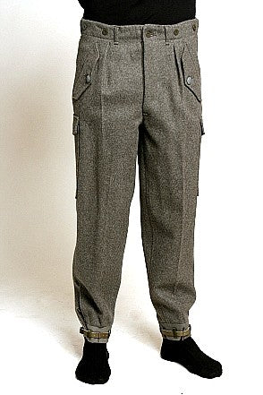 Wool combat pants - Sweden