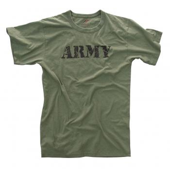 Vintage Style 'Army' T-Shirt