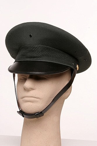 US Army Service Dress Cap w-chin strap