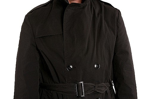 US Army all weather overcoat - lined
