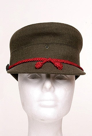 USMC Dress Cap Service Women's - U.S.A.