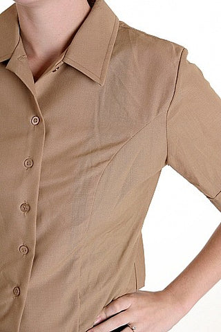 USMC Dress Blouse women's