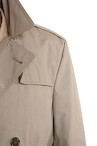 USMC All Weather Belted Trench Coat - U.S.A.