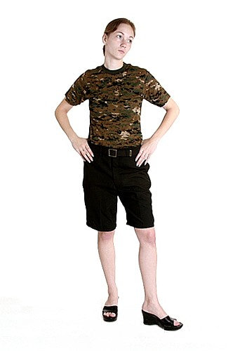 Service Dress shorts DRMO TW, United States Navy
