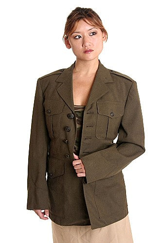 Women's US Marine Corps Class B Dress Tunic