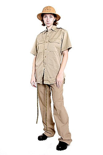 Crocodile Hunter Uniform