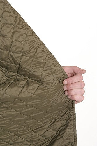 Combat Jacket Liner, Quilted - Canadian Army