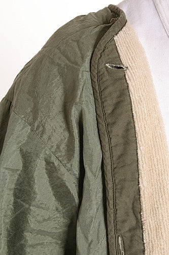 Vintage GI Frieze US M51 Parka Liner
