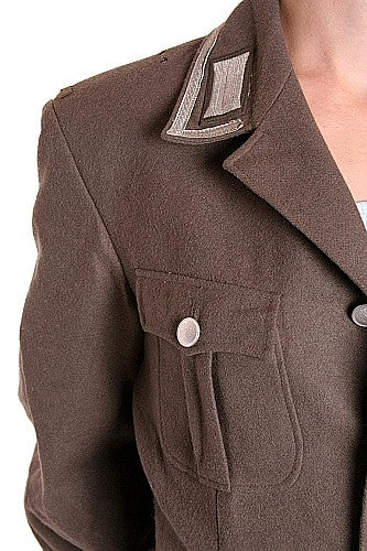 W  East German WW2 Style Tunic