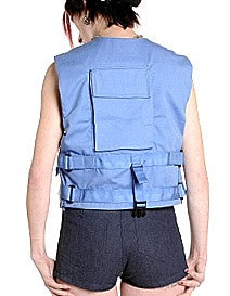 Vest Cover Police Issue - British