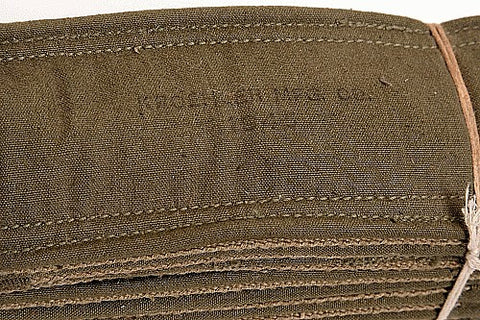 WW2 US Army Shoulder Strap pads