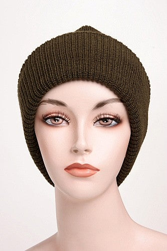Womens US Wool Watch Cap O.D.